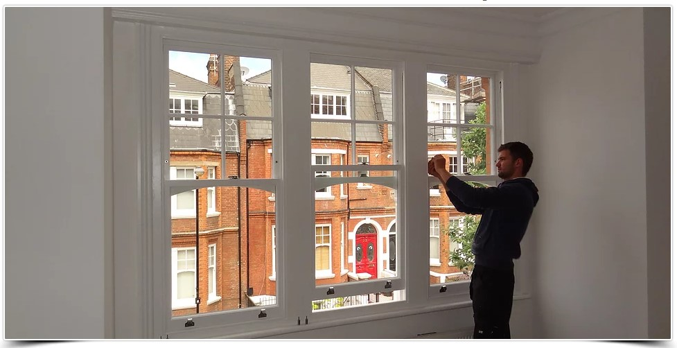 sash window repairs near me in TW9